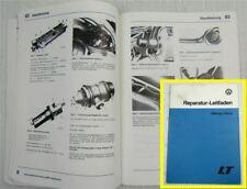 Reparaturanleitung VW LT ab 1975 Heizung Lüftung Standheizung Schaltplan