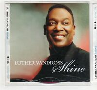 (GW492) Luther Vandross, Shine - 2006 DJ CD