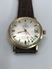 VINTAGE MEN'S WATCH OMEGA SEAMASTER AUTOMATIC WIND GOLD FILLED 1970