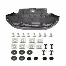 Audi a6 Quattro Engine Protection Pan w/ Hardware front deflector undershield