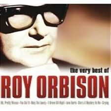 ROY ORBISON      -       THE VERY BEST OF      -    NEW CD