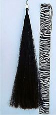 Show Horse Tail Extension New Black 1/2 Pound by KATHY'S TAILS Free Ship & Bag
