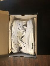 DS 100% Authentic Jordan Retro 4 Pure Money 2006 Release Size 12
