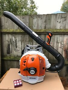 NEW STIHL BR600 BACKPACK LEAF BLOWER