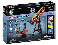 Fischertechnik Optics - (German Legos)