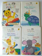 Baby Einstein DVDs Discovery Learning Lot Of 4 Set Disney DVD - B024