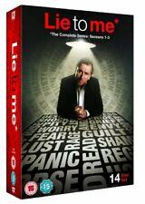 Lie to Me Seasons 1-3 5039036049351 DVD Region 2
