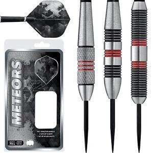 Meteors V2 Darts Set 30g 32g 34g 36g 38g 40g 44g 48 grams Tungsten Heavy Designa