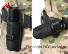Rotatable Belt Clip Holster for SureFire G2 Streamlight Maglite Ivova Flashlight