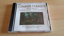 JOHANN STRAUSS - FAMOUS WALTZES - CD