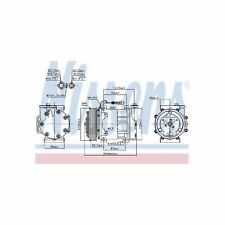 Genuine Nissens A/C Air Con Compressor - 89120