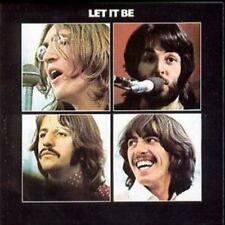 The Beatles : Let It Be CD (1987)