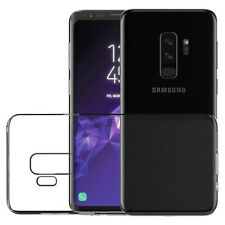 Samsung Galaxy S9+ S9 Plus TPU Hoesje Transparant Clear Cover Case