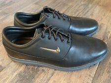 Nike Air Zoom Victory Tour Mens Golf Shoes Waterproof Black Sz. 13