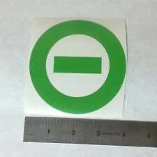 TYPE O NEGATIVE Vinyl DECAL STICKER BLK/WHT/RED Heavy Metal BAND Logo Window LP