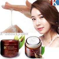 MIZON All In One Snail Repair Cream JIGOTT Snail Reparing Cream Anti-Aging Cream