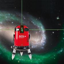 Neue Generation NESTLE Octoliner G  Kreuzlinienlaser m. 360°Horizontallinie grün