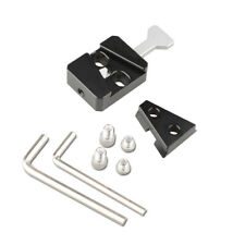 CAMVATE V-Lock Quick Release Base Station Wedge Kit for Camera Battery Clamp