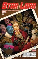STAR-LORD #2 (2015) 1ST PRINTING BAGGED & BOARDED