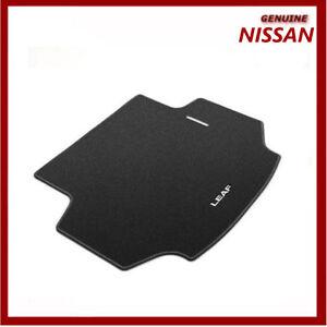 Genuine Nissan Leaf ZE0 Trunk Mats Without Bose Boot Floor Carpet KE8403NL00