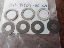 NOS Yamaha Starting Motor Washer Kit XS500 XS360 XS400 XS750 XS800 371-81809-20