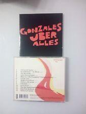 GONZALES - UBER ALLES - CD