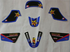 PW50 3M Emblems graphics decals sticker for YAMAHA motorcycle moto dirt pit bike