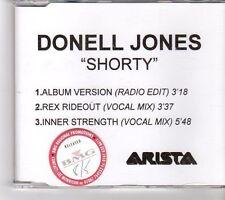 (FM942) Donell Jones, Shorty - DJ CD
