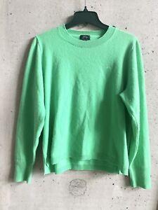 J Crew Hi Cashmere Sweater Top Shirt 2X