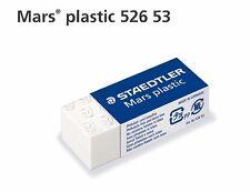 [3 pcs] STAEDTLER Mars plastic eraser 526 53