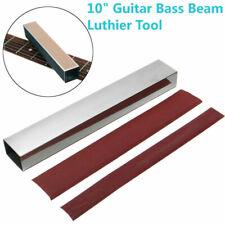 Fret Sanding Beam Leveler for Guitar Bass Luthier Tool
