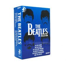 The Beatles Collection(DVD, 2017, 4-Disc)