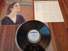 "ISABELLE ADJANI ""PULL MARINE"" - JAPAN LP + INSERT - 28PP-94"