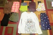 Lot of 9 Girls Clothes Size Medium 8-10