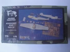 Messerchmitt Bf-109-E Update Set (For Hasegawa Kit), Verlinden Productions 1/72