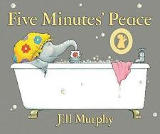Five Minutes' Peace by Jill Murphy, Book, New (Paperback)