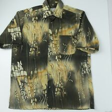 Georg Roth of Germany Button Front Shirt Men's M 39/40