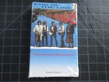 Vintage Traveling Wilbury'S Cassette Single End Of The Line Sealed 1988 Dylan