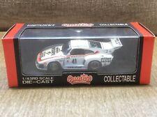 PORSCHE 935 K3 'NUMERO RESERVE' 1979 LE MANS RACE ENTRY WHITE 1:43 MODEL *BOXED*