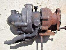 suzuki grand vitara turbo charger 2.0 td mazda rf engine 1998 - 2005 HT10-X147