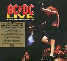AC/DC - LIVE 2CD COLLECTOR'S EDITION ALBUM
