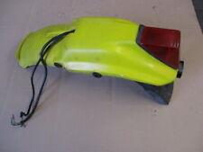 Garde boue arrière + bavette + feu pour Honda 600 XLL - XLM - XLLM - PD04