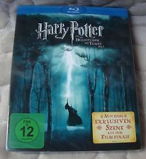 Harry Potter and the Deathly Hallows Part1 BluRay SteelBook slipcover NEW&SEALED