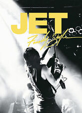 JET - FAMILY STYLE rare Australia Hard Rock dvd 19 songs videos 2004