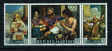 San Marino Famous Paintings set 1967 MNH
