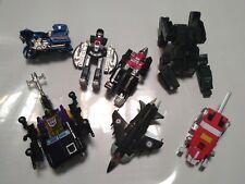 g1 transformers lot rare 1983 1984 Gobots night ranger motorcycle Japan vintage
