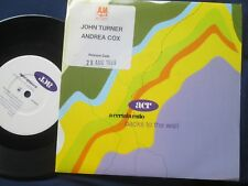 """A Certain Ratio – Backs To The Wall Label: A&M Records – ACR 517 UK 7"""" Single"""