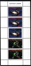 REPUBLIEK SURINAME POSTFRIS - UPAEP AMERICA 2004 TUSSENSTROOK VELLETJE    Hk552f