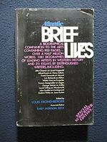 Atlantic Brief Lives: A Biographical Companion to the Arts [Paperback] [Jan 01..