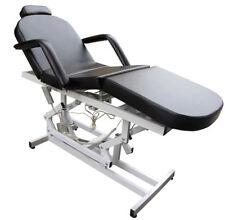 Liege Behandlungsliege 2 Motoren Behandlungsstuhl Massageliege Kosmetikstuhl NEU